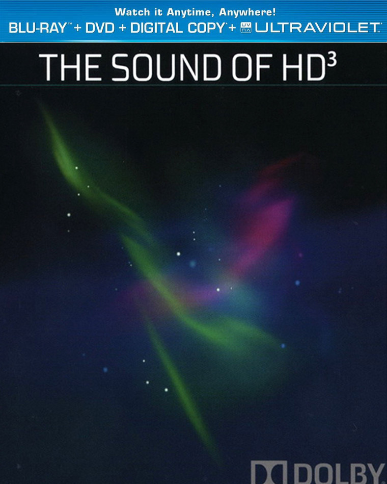 杜比高清演示碟3 3D 2D Dolby-The Sound of HD3 2D 3D BD50 81-038