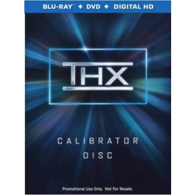 THX工业光魔测试碟 THX,专业影院的代名词 190-066