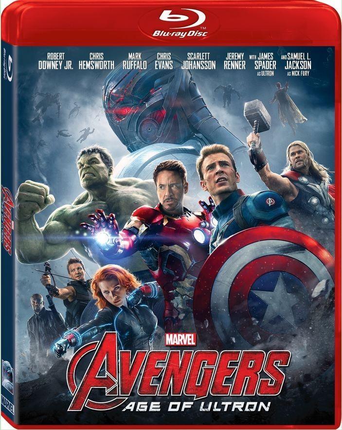 复仇者联盟2:奥创纪元 正式版 Avengers:Age of Ultron  33-067