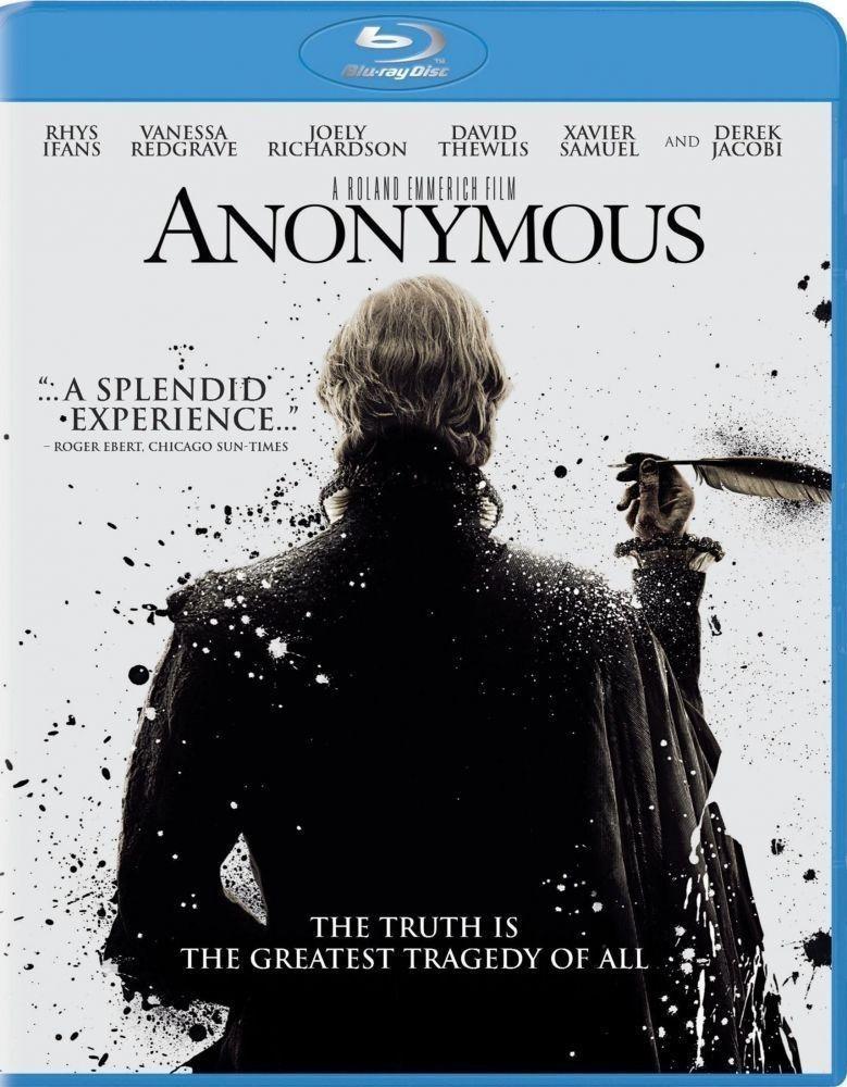 匿名者 巨导罗兰·艾默里奇转型之作 以伊丽莎白一世为题材的政治惊悚剧  74-016