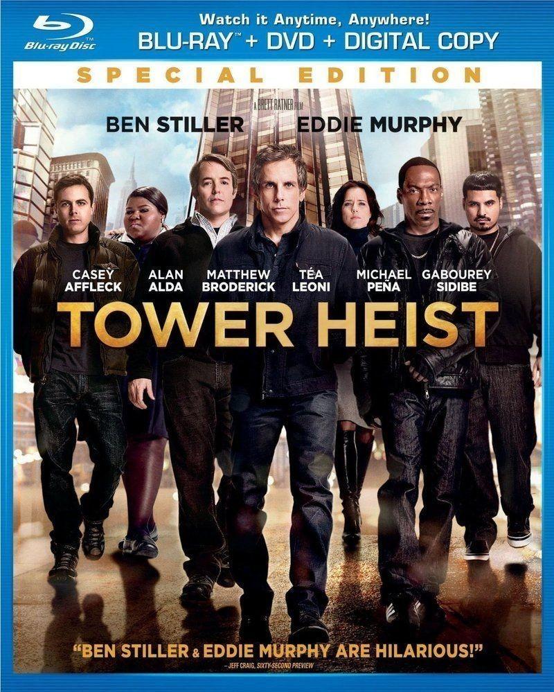 高楼大劫案 融合喜剧、动作、金融和犯罪元素喜剧! 82-067