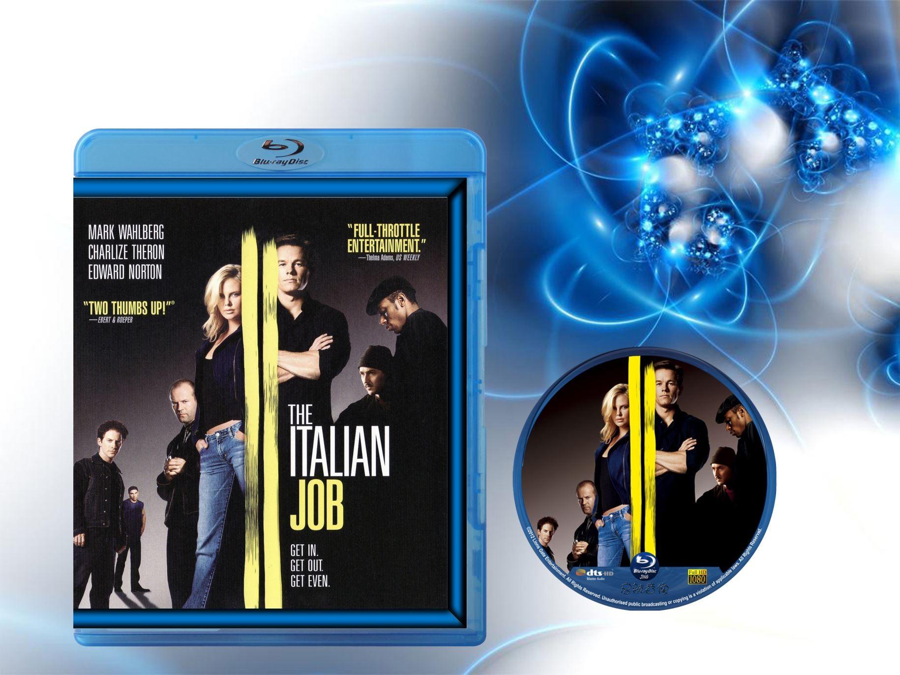 偷天换日/意大利任务 The Italian Job  48-015