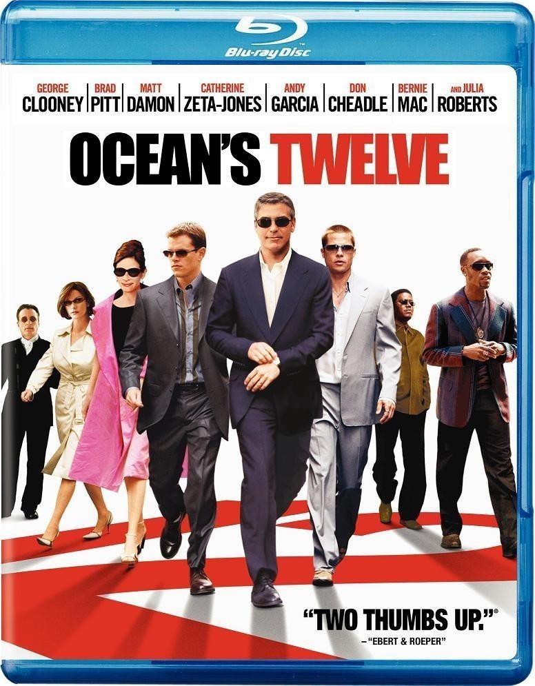 十二罗汉 Ocean's Twelve(法语字幕其实是中文字幕) 3-009