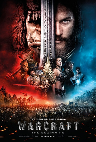 魔兽/魔兽:崛起 蓝光正式版 /魔兽争霸:战雄崛起/魔兽争霸/魔兽世界Warcraft2016 19-080