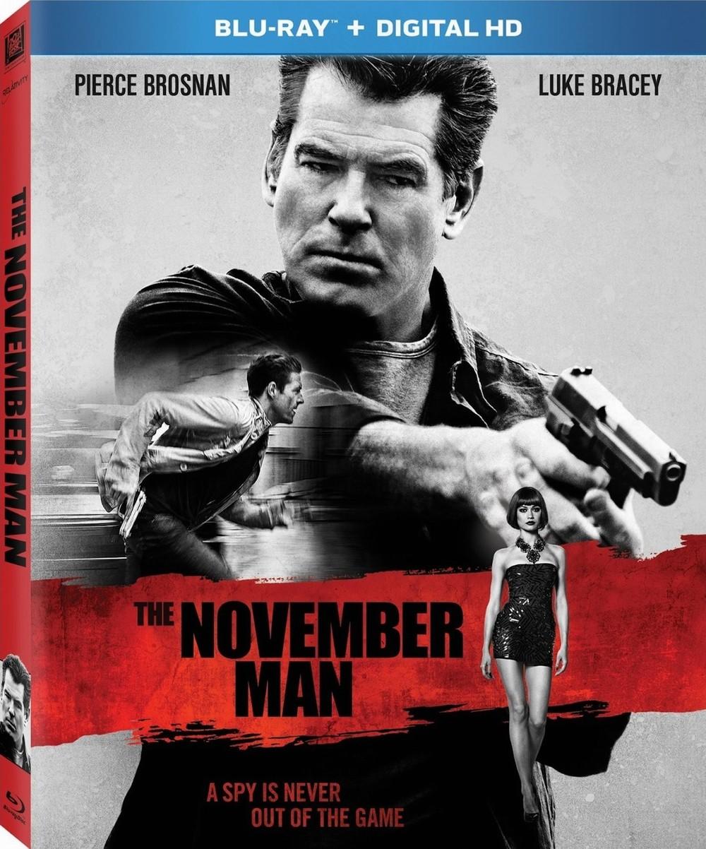 十一月杀手/谍网暗战 The November Man(2014) 109-042