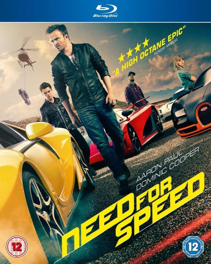 极品飞车/极速激战 Need for Speed 蓝光正式版