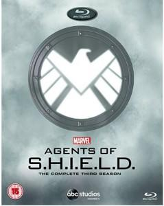【神盾局特工 第三季】五碟 Agents of S.H.I.E.L.D. Season 3 (