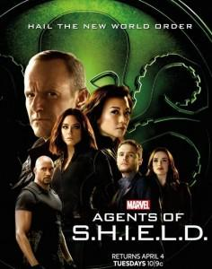 神盾局特工 第四季 Agents of S.H.I.E.L.D. Season 4 (2016) 5碟装