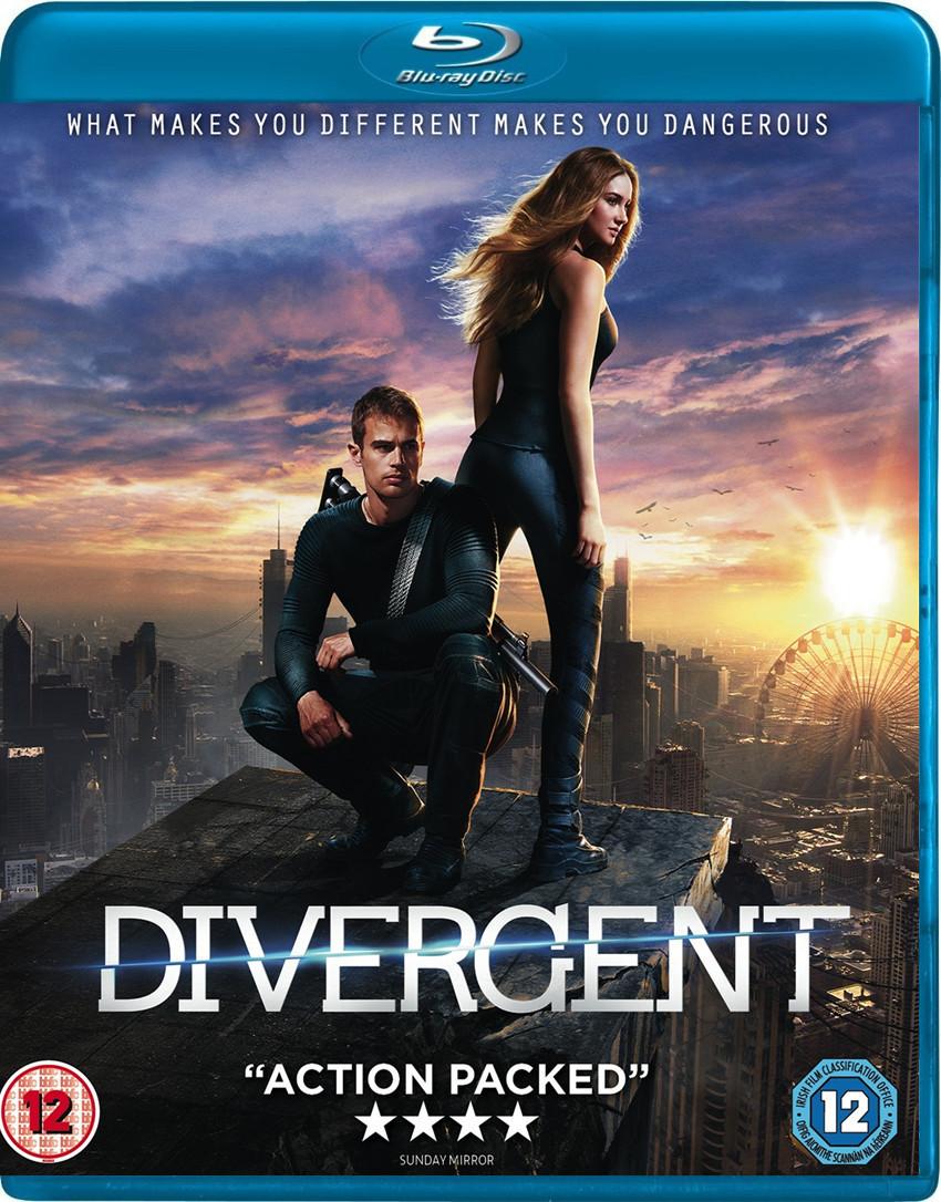 分歧者/分歧者:异类觉醒 Divergent(2014) 25-064
