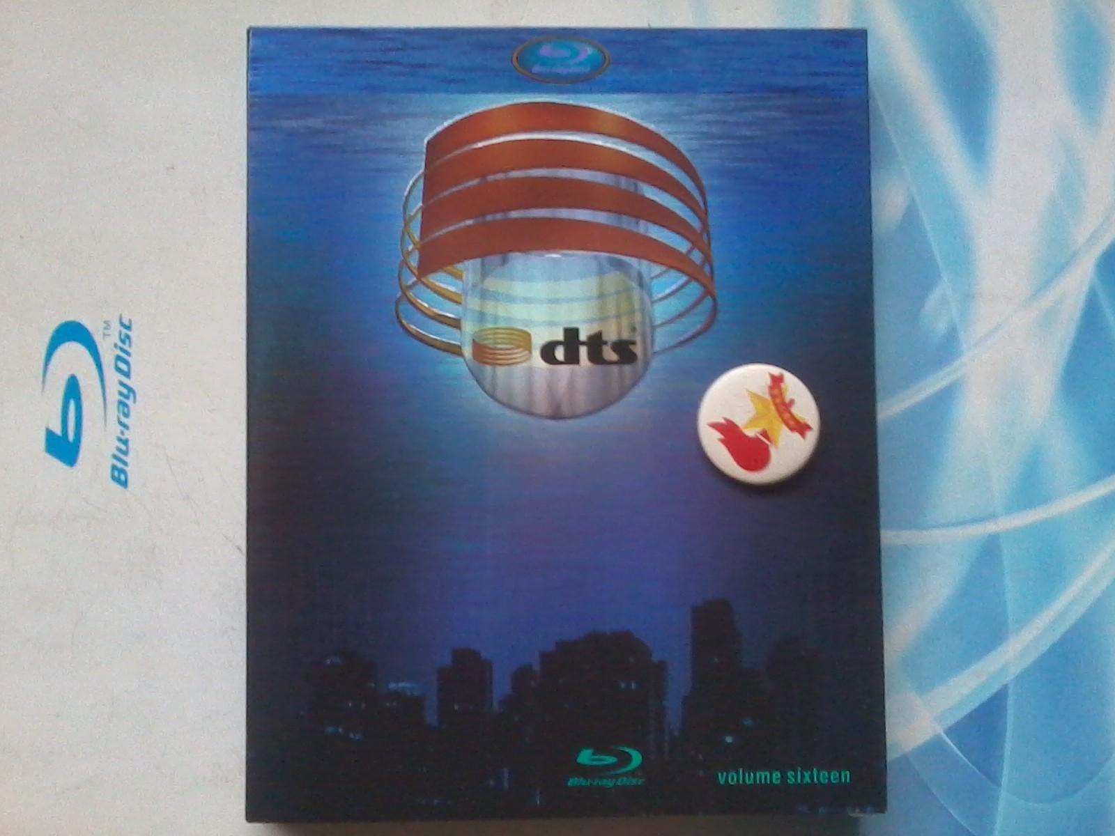 DTS影音系统测试 2D+3D BD25 家庭影院发烧必备试机 一张绝顶音响测试碟,让你无法呼吸的精彩3D效果 103-064