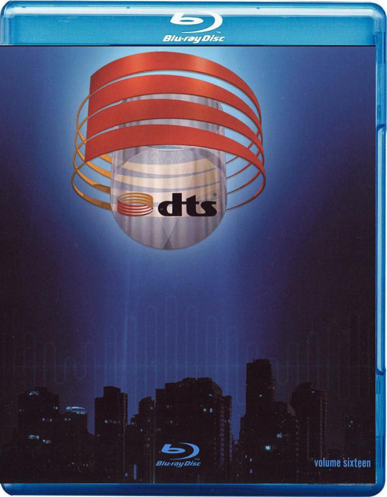 DTS蓝光演示碟2014 3D 2D+3D #18 DTS 132-041