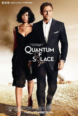 007之22:大破量子危机