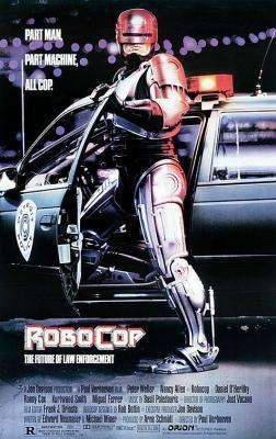 机械战警1/铁甲威龙1 1987 豆瓣评分7.4