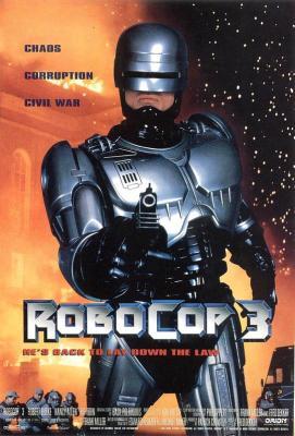 机械战警3/铁甲威龙3 1993 豆瓣评分6.7