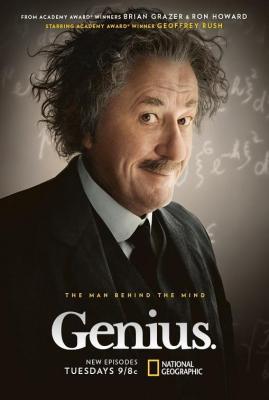 天才爱因斯坦 第一季 2碟 豆瓣8.6