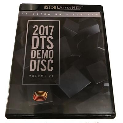 4K UHD 2017 DTSX 测试碟 VOL 21 DTS DEMO DISC VOL 21