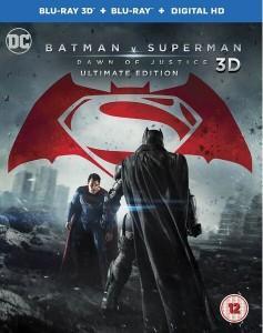 3D+2D 蝙蝠侠大战超人:正义黎明 剧场版 全景声 不支持 索尼蓝光机和PS请勿购买