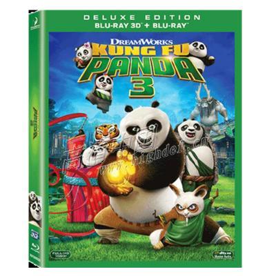 3D+2D 熊猫阿宝3 阿宝正传3