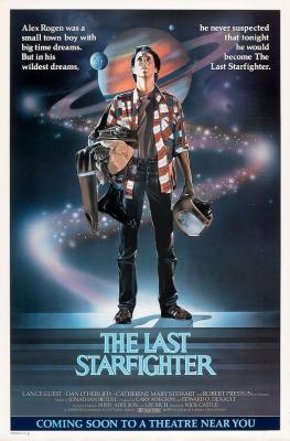 最后的星空战士 1984 豆瓣6.6