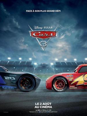 赛车总动员3 极速挑战 3D+2D