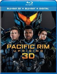 环太平洋2:雷霆再起 带静音 (3D版) 32亿票房特技班霸再创未来战纪