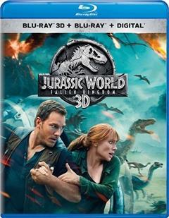 侏罗纪世界2(3D版) 巨兽新经典 国内票房近17亿