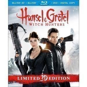 韩赛尔与格蕾特:女巫猎人3D 2D+3D