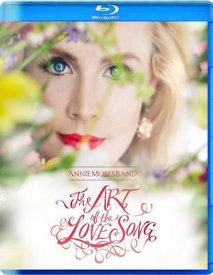 安妮摩丝乐团-情歌的艺术(2016)