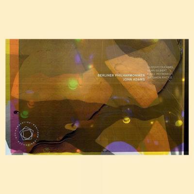 柏林爱乐乐团:约翰亚当斯合集(2017)2碟
