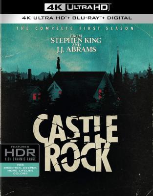 4K-UHD 城堡岩 第一季 2018 评分7.7 2碟装