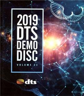 4K UHD 【2019 DTS DEMO DISC 23】 演示碟