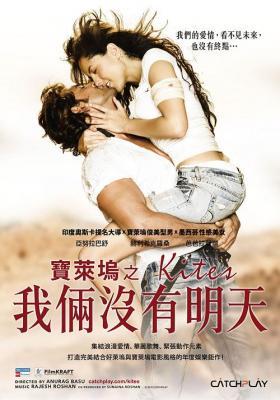 风筝/宝莱坞之我俩没有明天/末路情传 印度电影 2010 评分7.6