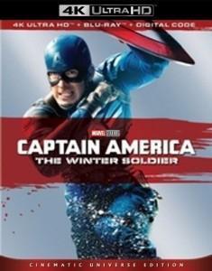 4K UHD 美国队长2:冬日战士/美队2 全景声 2014 评分7.9