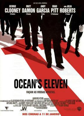 十一罗汉 Ocean's Eleven 豆瓣7.9