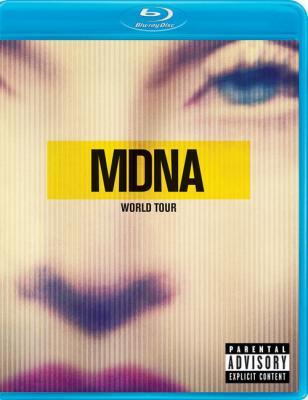 麦当娜The Mdna Tour巡回 2013