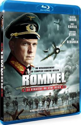 隆美尔 一代名将传记 2013巨制战争片