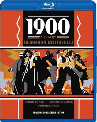 一九零零/1900:新世纪 1976年 双碟 (4K修复版) 史诗经典 豆瓣评分高达8.7