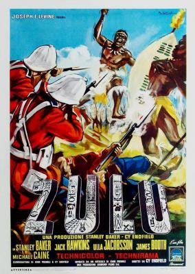 祖鲁战争/战血染征袍(50周年纪念版)1964 评分7.5 经典史诗战争电影