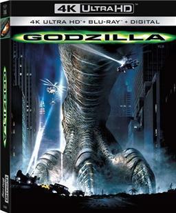 4K UHD 哥斯拉/酷斯拉/怪兽哥斯拉 1998年 评分7.0