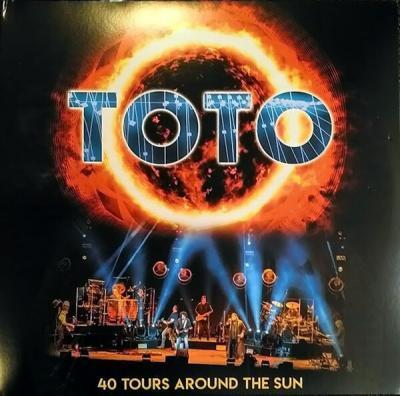 美国前卫摇滚 TOTO – 40 TOURS AROUND THE SUN LIVE 2019