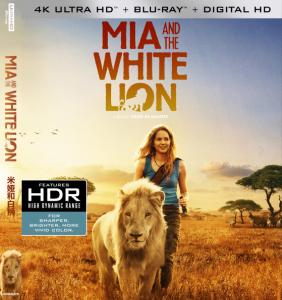 4K-UHD 米娅和白狮 2018 评分7.2