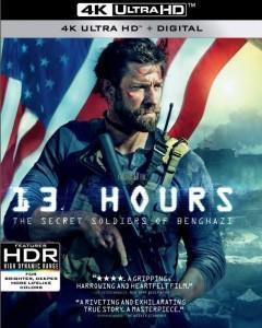 4K UHD 危机13小时/13小时:班加西无名英雄  2016 豆瓣7.6