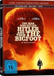 4K UHD 杀死希特勒与大脚怪的人 2018 评分6.1