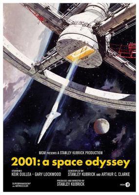 2001太空漫游(全新50周年纪念4K修复版) 豆瓣评分 8.7