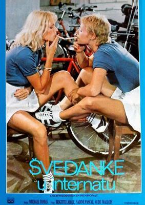 六个瑞典女孩在学校 1979