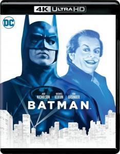 4K UHD 蝙蝠侠1 全景声 1989 评分7.3