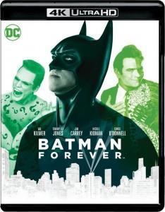 4K UHD 蝙蝠侠3:永远的蝙蝠侠 全景声 1995 评分6.6