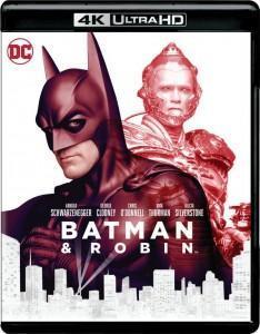 4K UHD 蝙蝠侠4:蝙蝠侠与罗宾 全景声 1997 评分6.0
