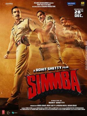 辛巴 豆瓣6.3 SIMMBA (2018) 印度喜剧动作片