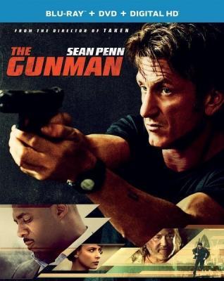 卧底枪手 (2015)西恩 潘 首部动作猛片